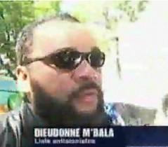 Dieudonné MBala MBala avait appelé «tous les infréquentables» à le rejoindre