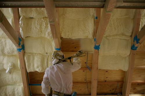 heat insulation work
