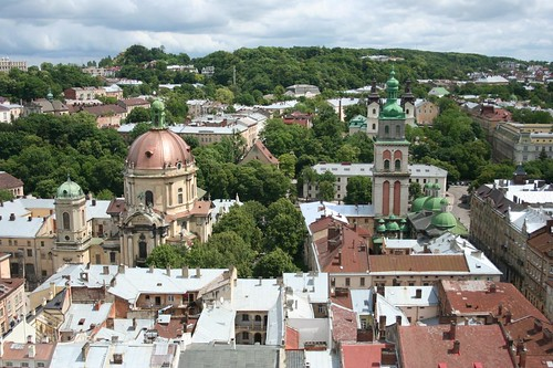 Lviv UNESCO World Heritage Site
