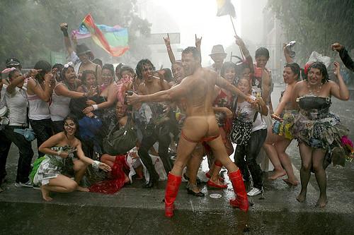 marcha del orgullo 2009 df by you.