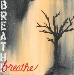 Breathe III (6x6)