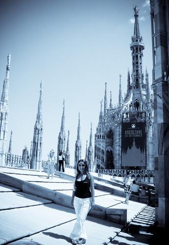 Le terrazze del Duomo di Milanovisita orari e biglietto  caffeblog