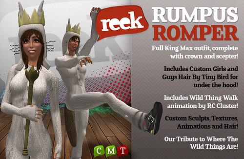 Rumpus Romper