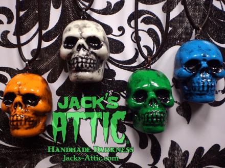 Jack's Skulls Corded Group