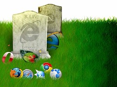 La muerte de IE6