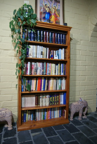 A fully equipped library