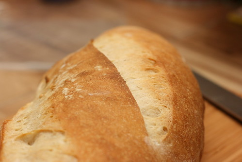 Sourdough Italian Bread