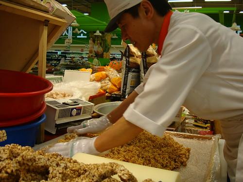 Chuseok im Supermarkt VI