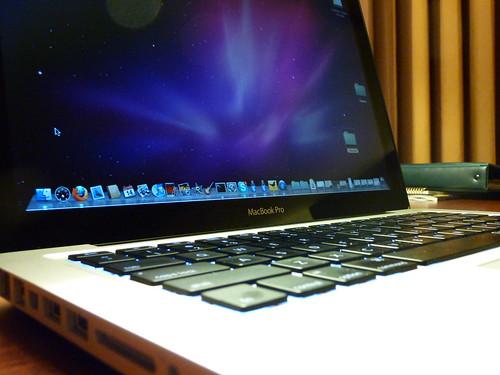 Adria's Macbook Pro