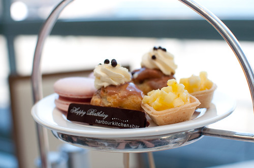 High Tea Park Hyatt