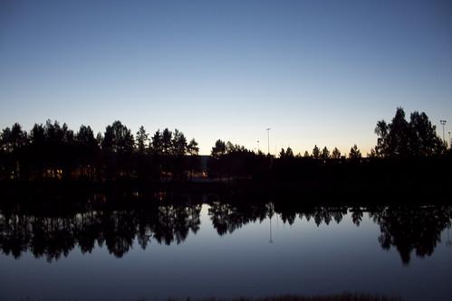 Jyväskyla lake