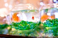 Fish Bowl Centerpieces for Weddings | Wedding-Decorations