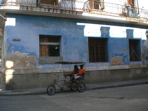 Bici-Taxi, Havana