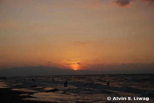Mahipon Beach Sunset