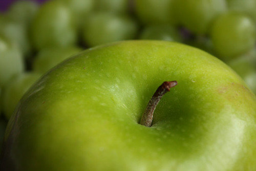 Green Apple by cbransto, on Flickr