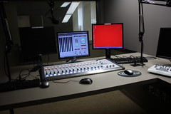 New Studio A!