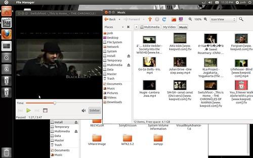 ubuntu 11.04 unity 2D themes