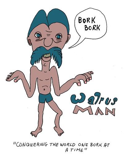 Walrusman