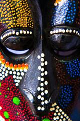 Aboriginal Face Mask