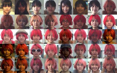 40 faces of thalia