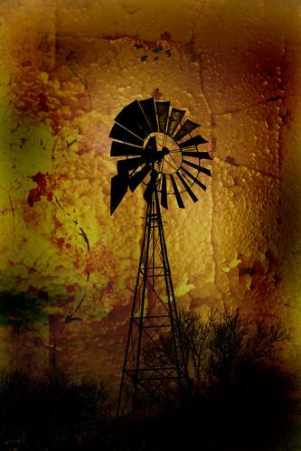 windmill w/texture