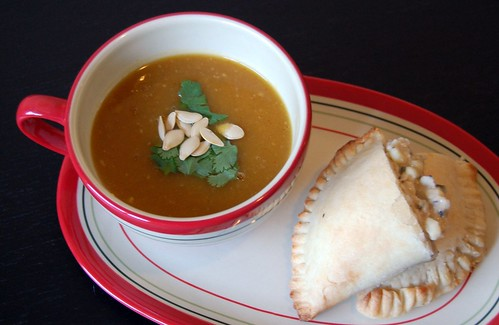 Soup & Empanada