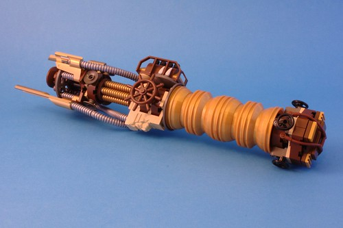 Steampunk Lightsaber