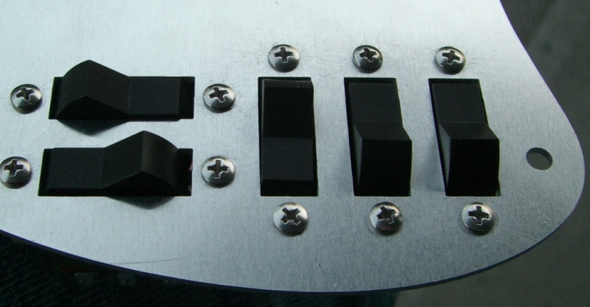 New Jazzmaster Pickguard Concept Marauder Ii Wiring With Stratocaster