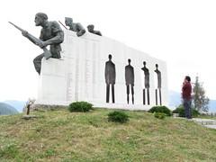 Distomo memorial - spring 2008