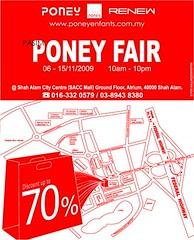 Poney Fair