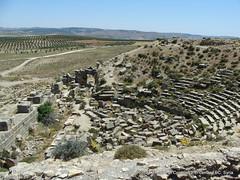 Roman Theatre of Cyrrhus 30-05-2009 13-49-44
