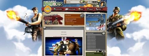 Battlefield Heroes: Gunners