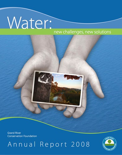 Grand River Conservation Foundation Annual Report 2008