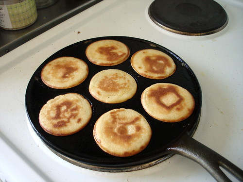 no eggs pancake