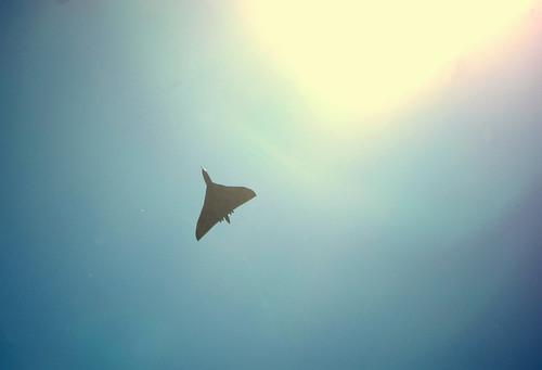 Vulcan By Sunlight