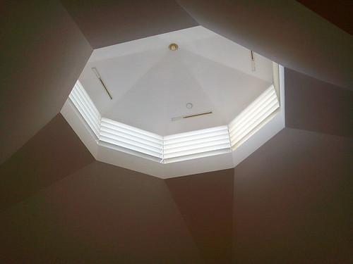 PMA ceiling w/sky light 08/08/09