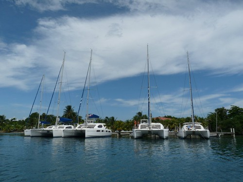Moorings, Placencia Belize