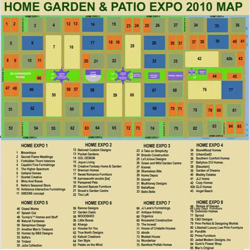 2010 HGAP Expo Sim MAP