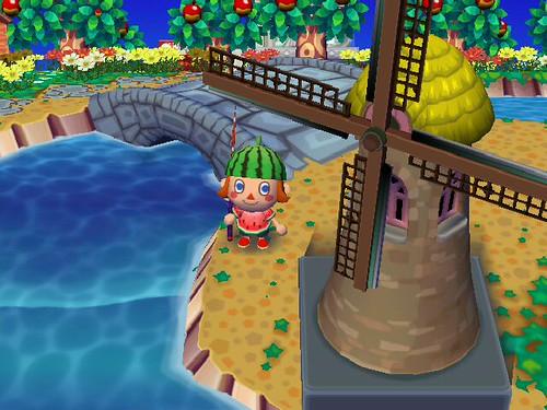 Oakwoods Windmill