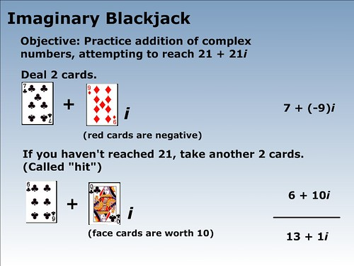 Imaginary Blackjack