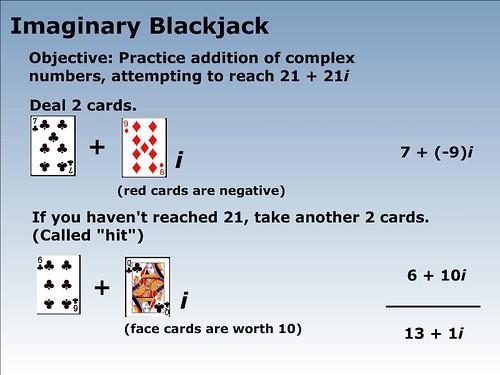 Imaginary Blackjack