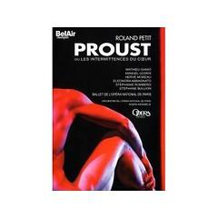Roland Petit Proust DVD