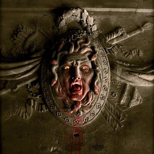 Bloody Medusa (Happy Halloween) - Photo : Gilderic