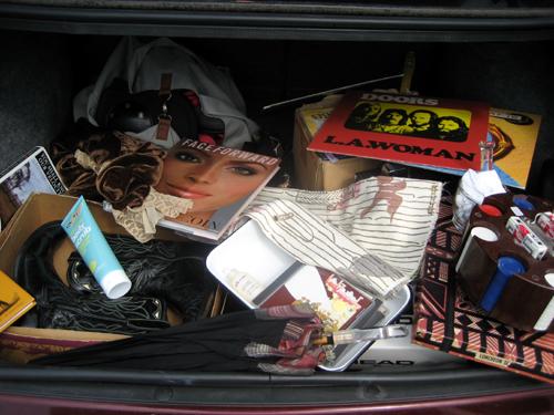 Junk In My Trunk 8-29-09