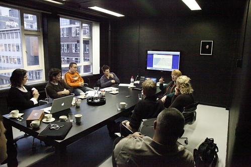 WordPress meetup Rotterdam (foto: Happy Hotelier)