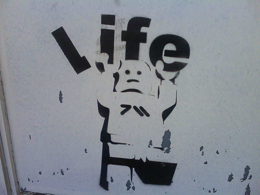 Life, what is it?