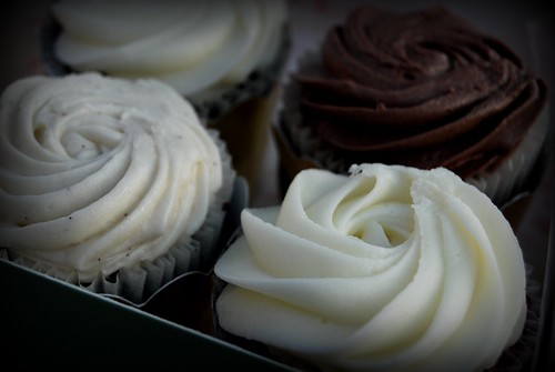 Bottega Louie Cupcakes! DTLA by you.