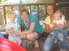 Maria, Jane, Rachel, Sophie