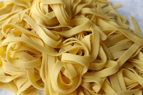 Fresh Fettucine