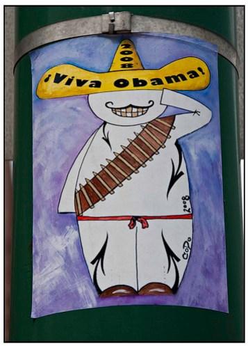¡Viva Obama! 2008